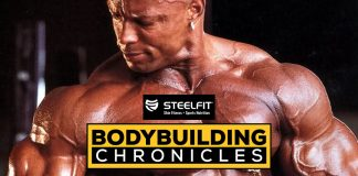 Shawn Ray Bodybuilding Chronicles Generation Iron
