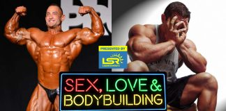 Sex Love & Bodybuilding Post Competition Generation Iron