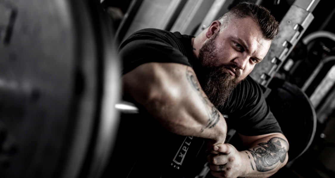 Eddie Hall Reveals The Secret To Ultimate Strength With