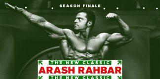 Arash Rahbar Arnold Classic Generation Iron