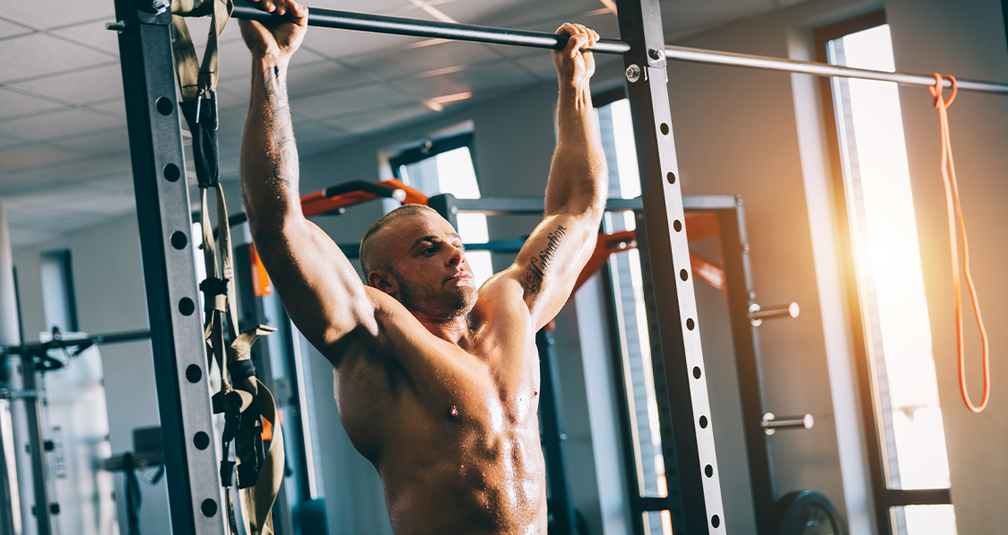 6 Badass Exercises You Can Do With A Pull-up Bar