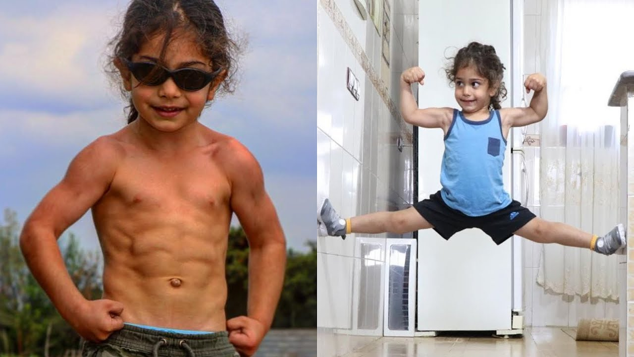 WATCH: Is This The World's Strongest 3 Year Old Kid?