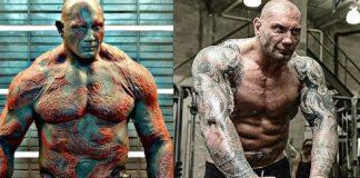 Dave Bautista Workout Avengers Infinity War Generation Iron