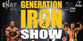 Generation Iron Show Brasil Bodybuilding Competition