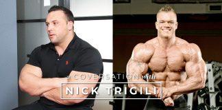Nick Trigili Dallas McCarver Death Generation Iron
