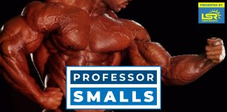 Best Way To Bulk Pro Bodybuilder Professor Smalls Generation Iron