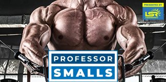 Professor Smalls Size vs Strength Generation Iron