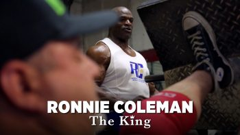 Ronnie Coleman The King Movie Generation Iron
