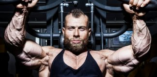 Inner Chest Workout Generation Iron