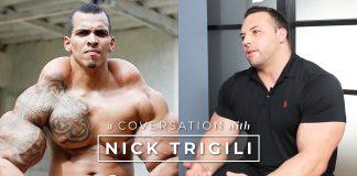 Nick Trigili Synthol Injections bodybuilding Generation Iron