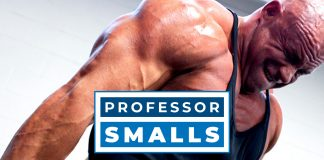 Professor Smalls Overtraining Generation Iron