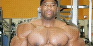 Dexter Jackson Weight Retirement Generation Iron