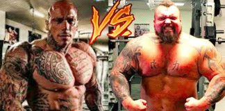 Martyn Ford Archives Generation Iron Fitness