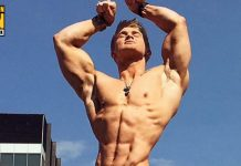 Zac Ansley Bodybuilder Generation Iron