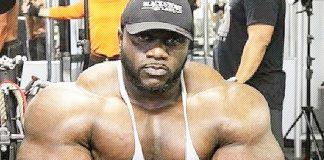 Akim Williams Strongest bodybuilder 2018 Generation Iron