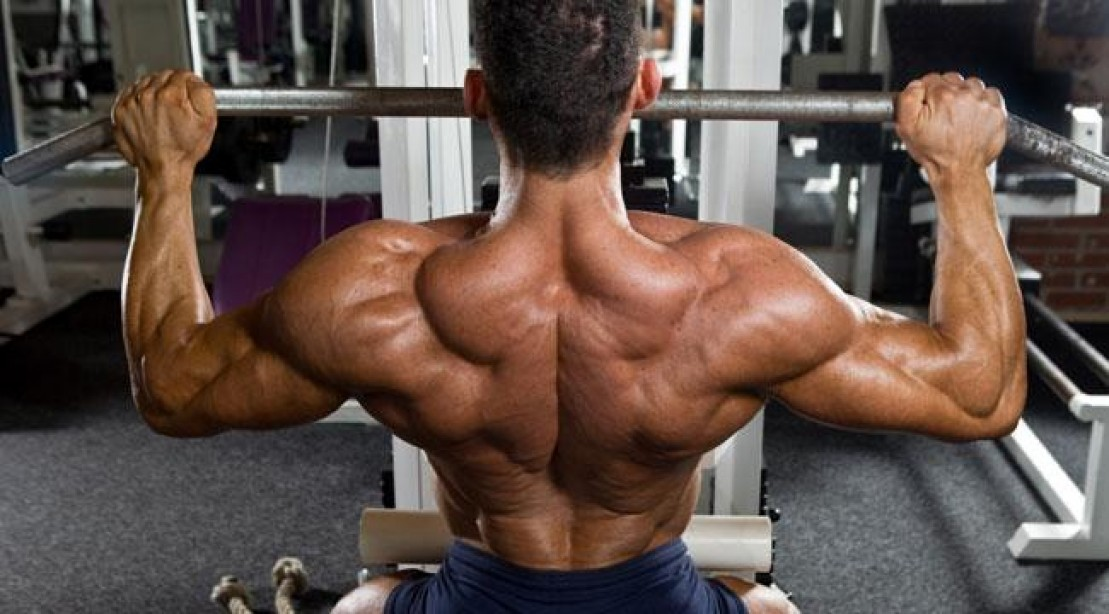 The 6 Best Exercises for Annihilating Back Fat for Men and