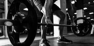 Slam weights gym bodybuilding generation iron