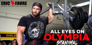 Stanimal All Eyes On Olympia 2018 Training With Shawn Rhoden Generation Iron