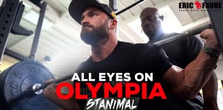 Stanimal Shawn Rhoden Training Partners Olympia 2018 Generation Iron
