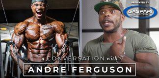 Andre Ferguson Brandon Hendrickson Feud Generation Iron