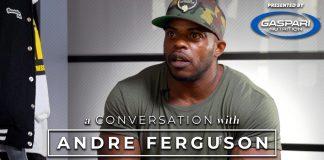 Andre Ferguson Olympia Champions Generation Iron