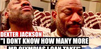Dexter Jackson Olympia Generation Iron