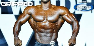 Olympia 2018 Classic Physique Results Generation Iron
