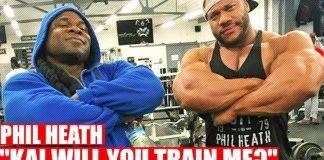 Phil Heath Asks To Train With Kai Greene Generation Iron