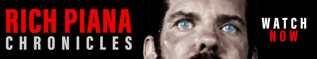 Rich Piana Chronicles Watch Now Banner