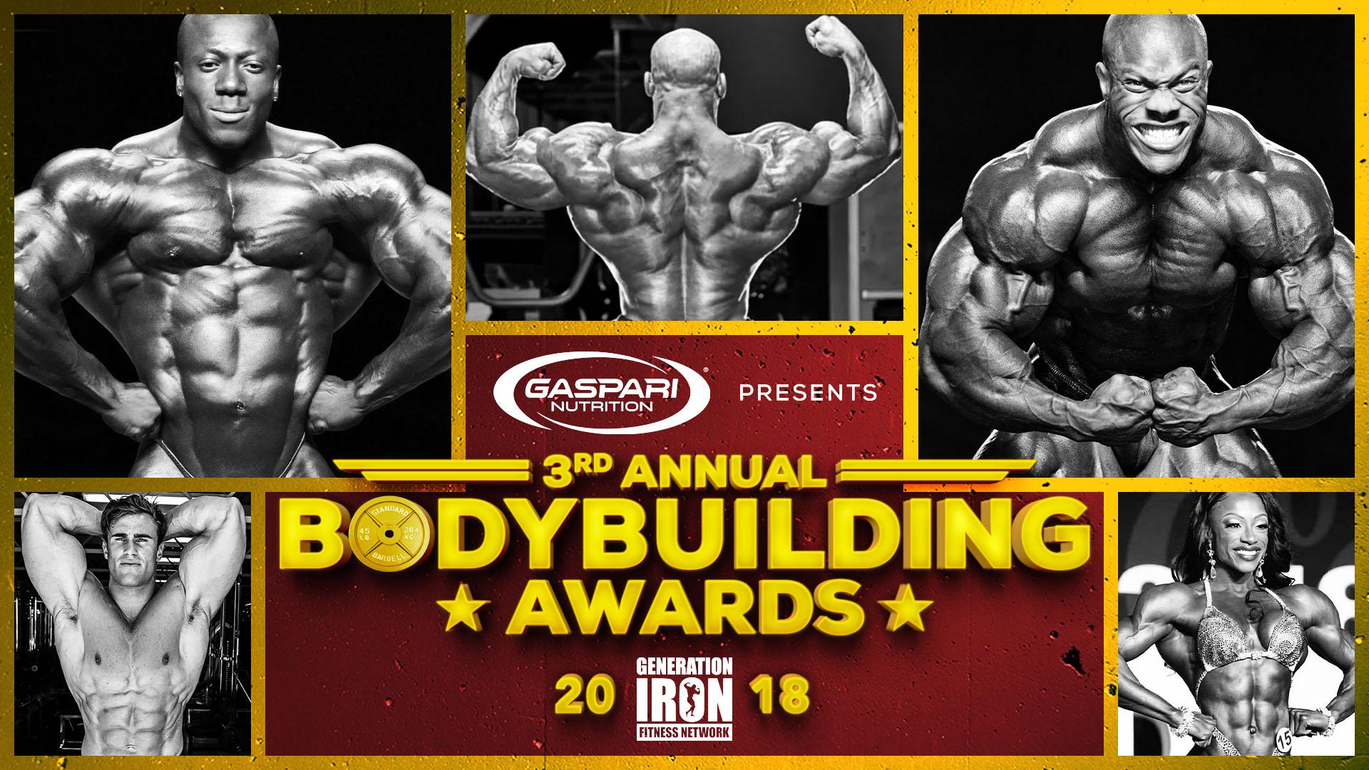 Bodybuilding Awards 2018