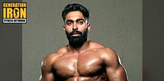 Junaid Kaliwala Generation Iron Athlete