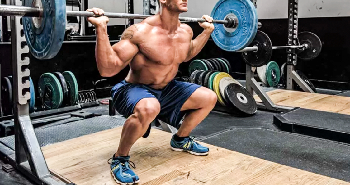 This is How Deep You Should Squat | Generation Iron