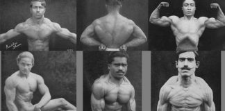 Indian Bodybuilders 1920s