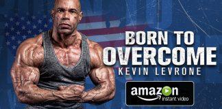 Kevin Levrone Born To Overcome Amazon Video 2019 Generation Iron