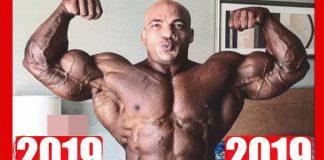Big Ramy New Training 2019 Generation Iron