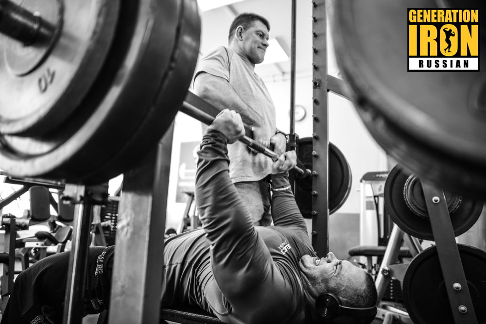 Bodybuilding & Fitness News   Generation Iron The No 1
