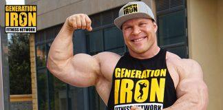 Klaus Riis Generation Iron Athlete Denmark