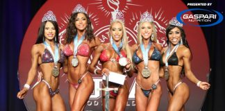 2019 IFBB Legends Classic Results Generation Iron
