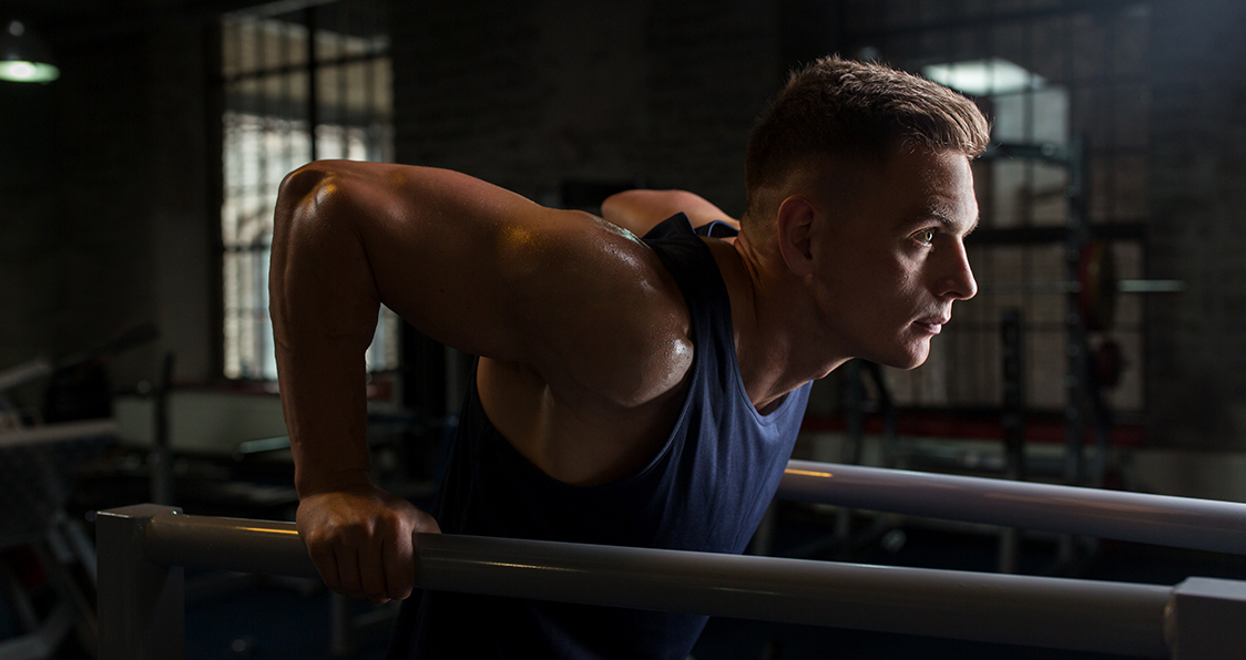 Dips Generation Iron Exercise Guide