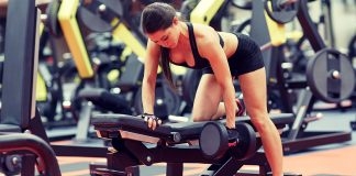 Dumbbell Row Generation Iron Exercise Guide