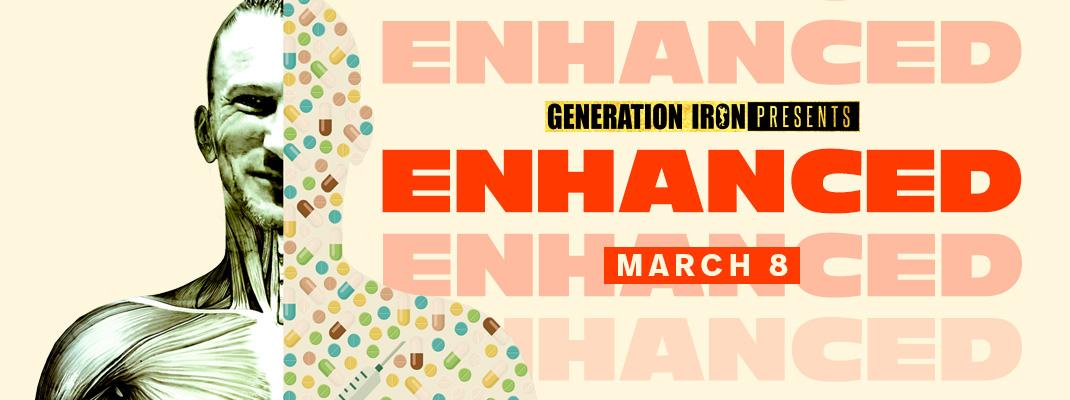 Enhanced Tony Huge Documentary Generation Iron