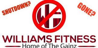 Williams Fitness Update Generation Iron