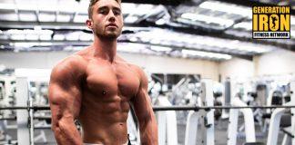 Zac Perna Generation Iron Managed Athlete