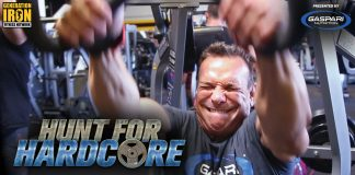 Hunt For Hardcore Gold's Gym Generation Iron