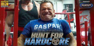 Hunt For Hardcore Metroflex Gym Long Beach Generation Iron