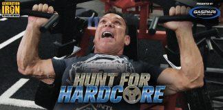Hunt For Hardcore Bradley Martyn Zoo Culture Gym Generation Iron