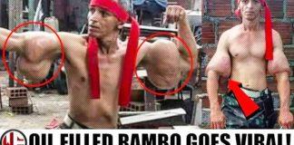 Synthol Rambo Generation Iron