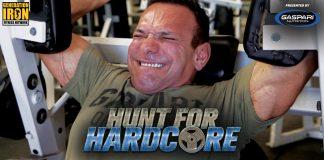 Hunt For Hardcore World Gym Rich Gaspari Generation Iron
