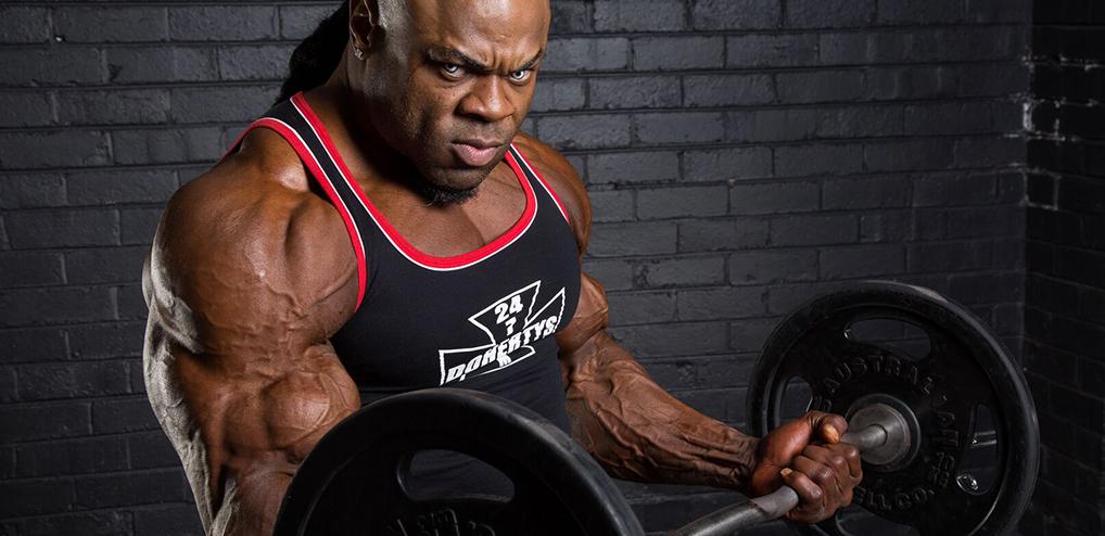 Kai Greene S Monster Calves Workout Generation Iron