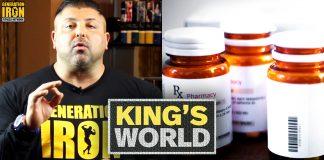 King's World King Kamali talks SARMs Generation Iron
